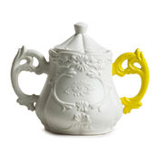 Seletti I-Wares Sugar Bowl In Porcelain