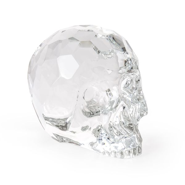Seletti The Hamlet Dilemma Crystal Skull
