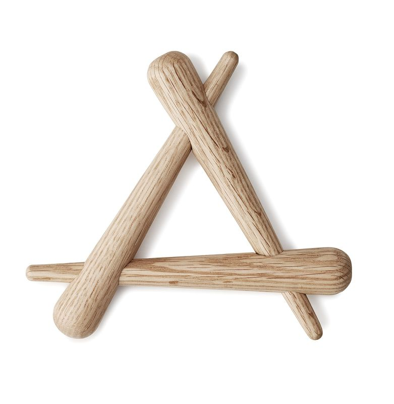 Normann Copenhagen Timber Trivet
